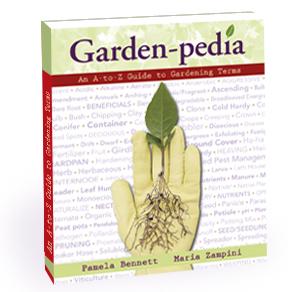 Garden-pedia book