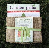 Garden-pedia gift set