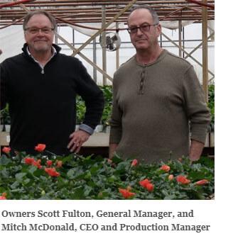 Scott Fulton and Mitch McDonald