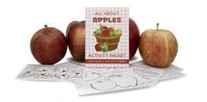 apple activity packet