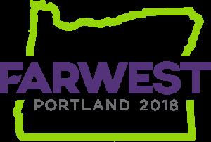 Farwest in Portland 2018 - logo